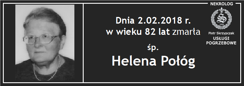 You are currently viewing Helena Połóg
