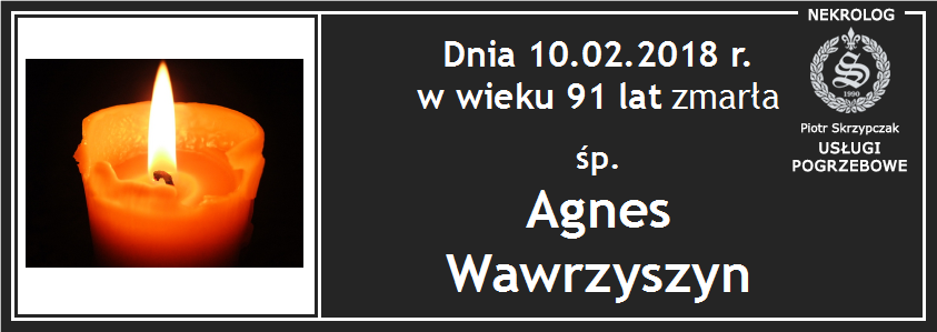 You are currently viewing Agnes Wawrzyszyn