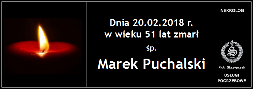 You are currently viewing Marek Puchalski