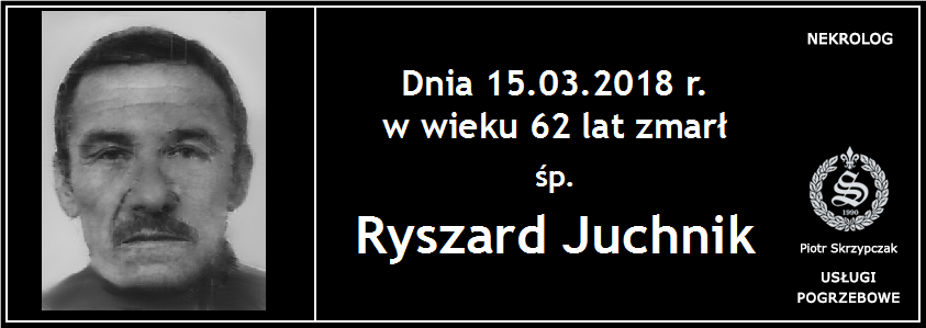 You are currently viewing Ryszard Juchnik
