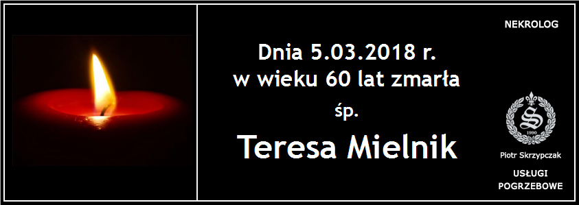 You are currently viewing Teresa Mielnik