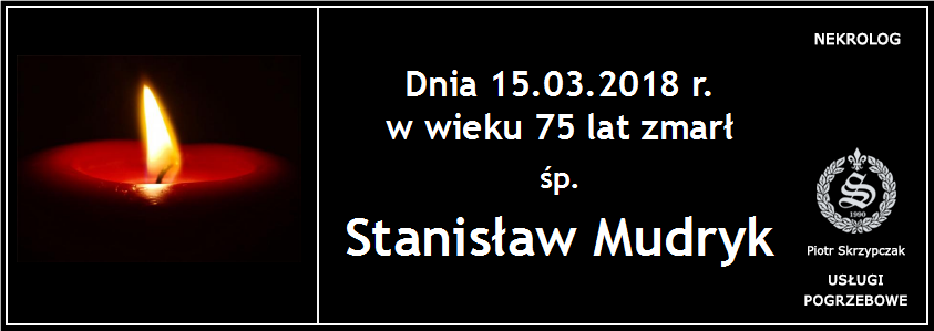 You are currently viewing Stanisław Mudryk