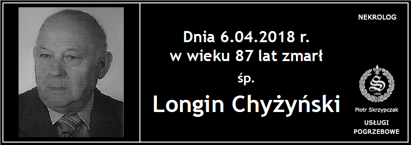 You are currently viewing Longin Chyżyński