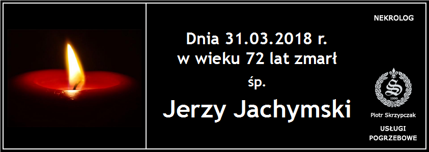You are currently viewing Jerzy Jachymski