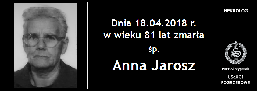 You are currently viewing Anna Jarosz