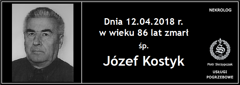 You are currently viewing Józef Kostyk
