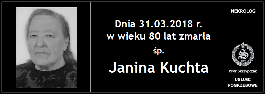 You are currently viewing Janina Kuchta