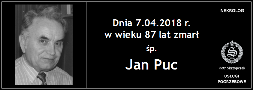 You are currently viewing Jan Puc