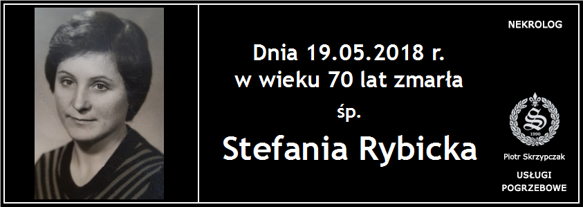 You are currently viewing Stefania Rybicka
