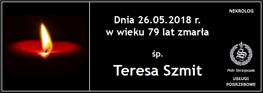 You are currently viewing Teresa Szmit