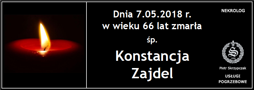 You are currently viewing Konstancja Zajdel