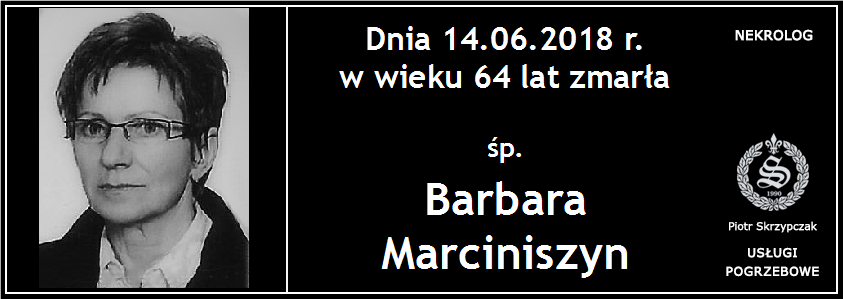 You are currently viewing Barbara Marciniszyn