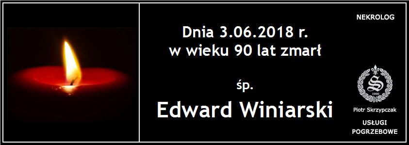 You are currently viewing Edward Winiarski
