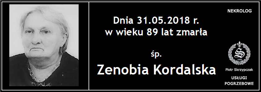 You are currently viewing Zenobia Kordalska