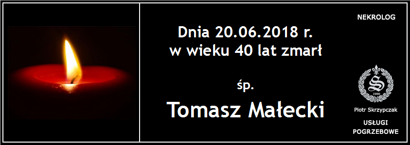 You are currently viewing Tomasz Małecki