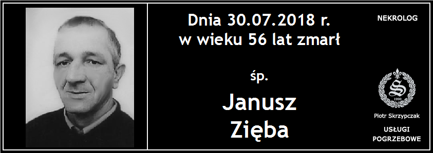 You are currently viewing Janusz Zięba