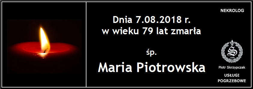 You are currently viewing Maria Piotrowska