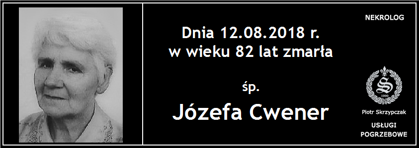 You are currently viewing Józefa Cwener