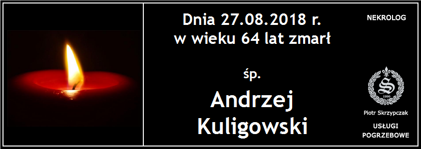 You are currently viewing Andrzej Kuligowski
