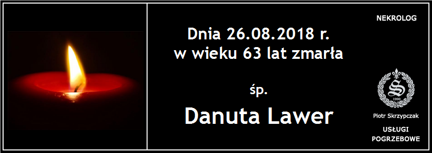 You are currently viewing Danuta Lawer