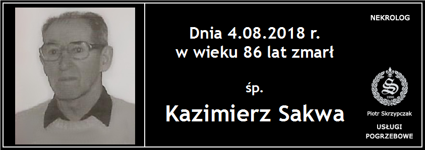 You are currently viewing Kazimierz Sakwa