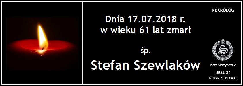 You are currently viewing Stefan Szewlaków