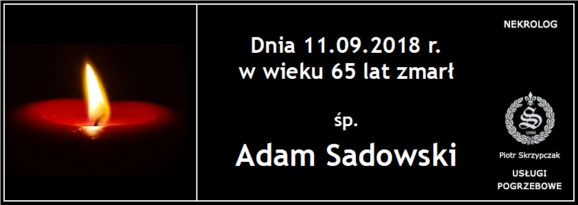 You are currently viewing Adam Sadowski