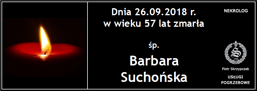 You are currently viewing Barbara Suchońska