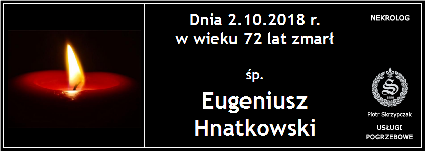 You are currently viewing Eugeniusz Hnatkowski