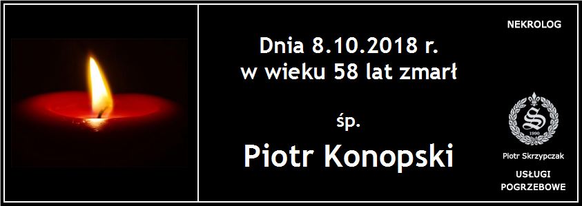 You are currently viewing Piotr Konopski