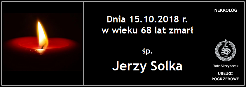 You are currently viewing Jerzy Solka
