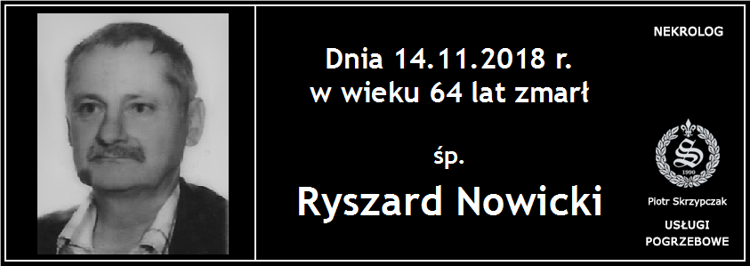 You are currently viewing Ryszard Nowicki