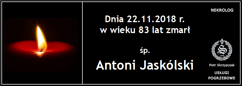 You are currently viewing Antoni Jaskólski