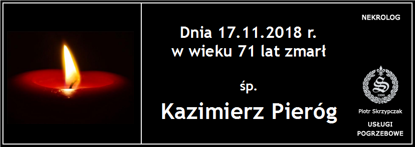 You are currently viewing Kazimierz Pieróg