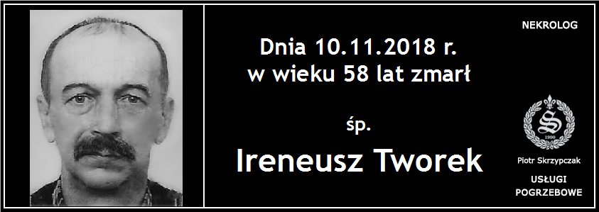 You are currently viewing Ireneusz Tworek