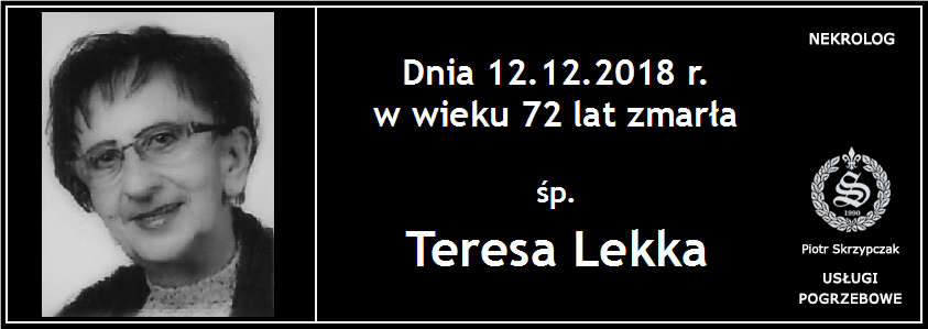 You are currently viewing Teresa Lekka