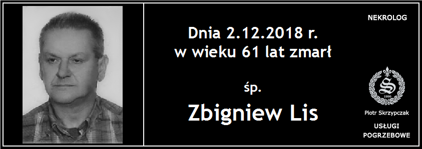 You are currently viewing Zbigniew Lis