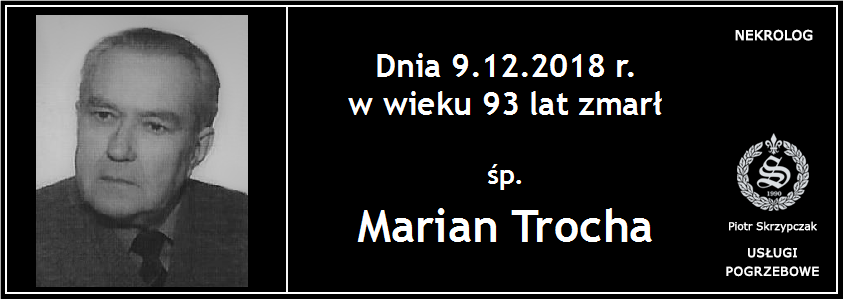 You are currently viewing Marian Trocha