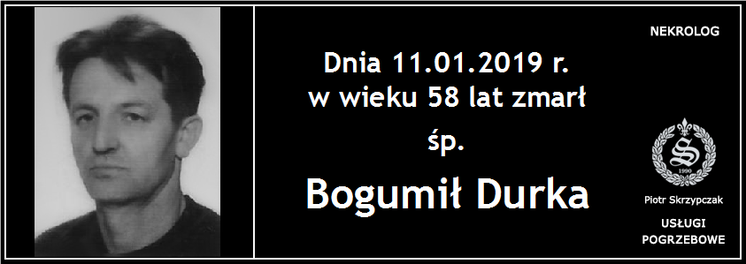 You are currently viewing Bogumił Durka