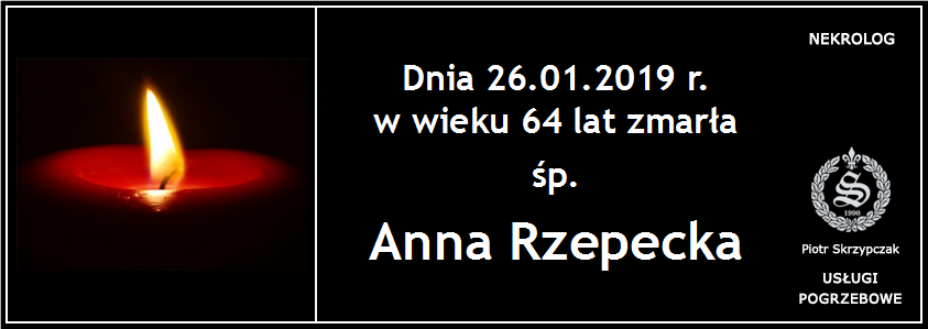You are currently viewing Anna Rzepecka