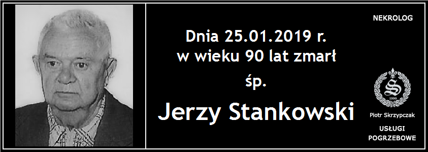 You are currently viewing Jerzy Stankowski