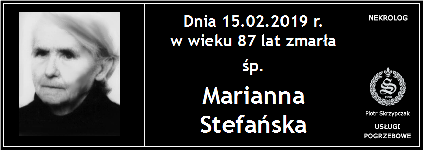 You are currently viewing Marianna Stefańska