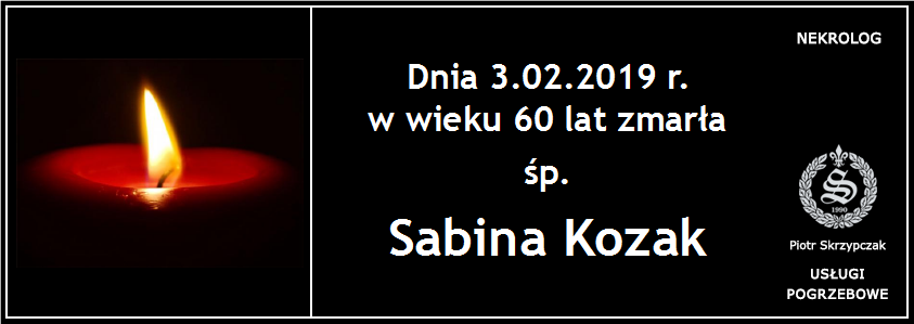You are currently viewing Sabina Kozak