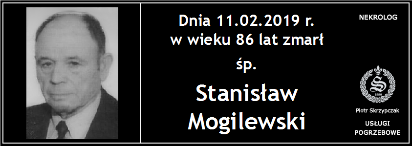 You are currently viewing Stanisław Mogilewski