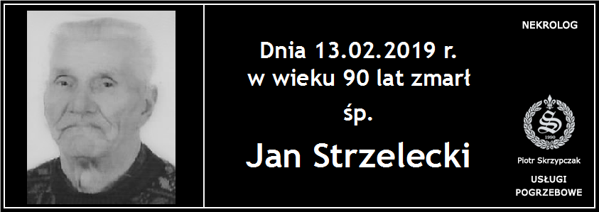 You are currently viewing Jan Strzelecki