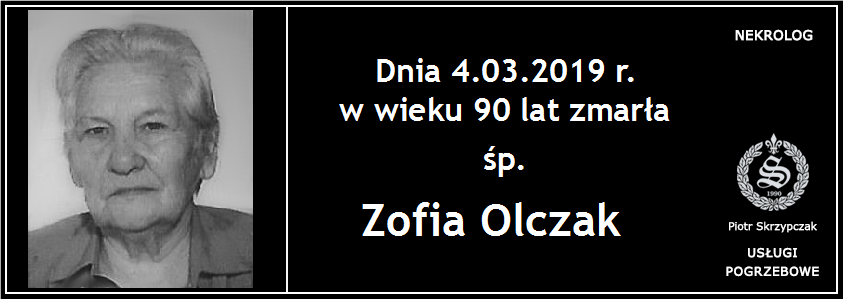 You are currently viewing Zofia Olczak