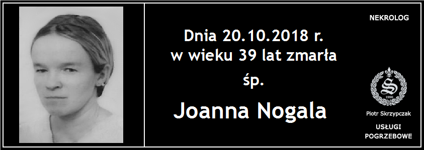 You are currently viewing Joanna Nogala