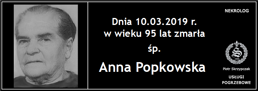 You are currently viewing Anna Popkowska