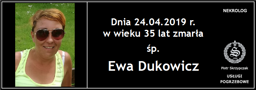 You are currently viewing Ewa Dukowicz