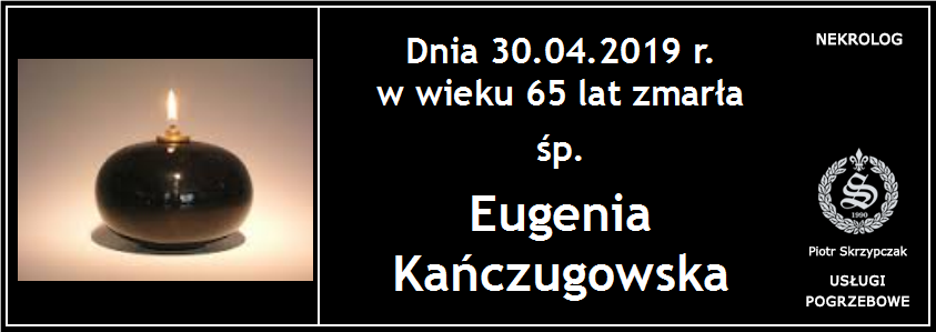 You are currently viewing Eugenia Kańczugowska